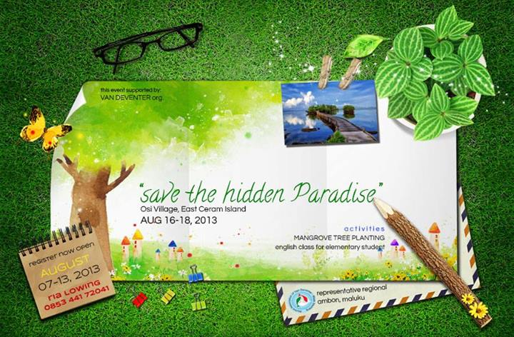 Save the Hidden Paradise