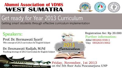 Get Ready for Year 2013 Curriculum