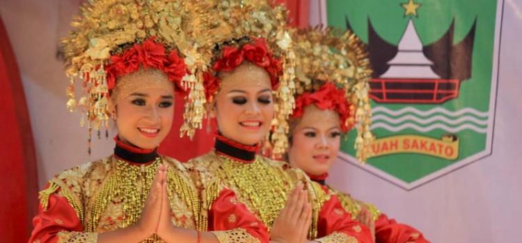 Tari Pasambahan ala West Sumatera