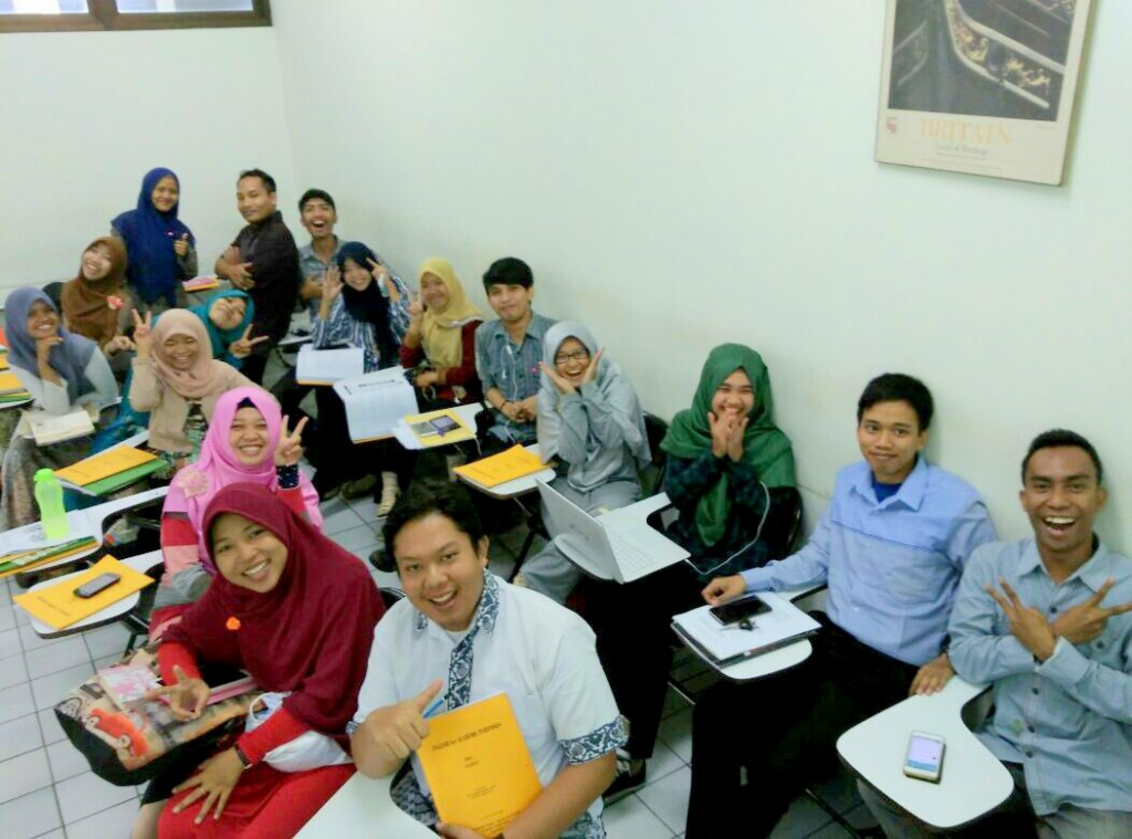 TOEFL Training Program in PBB UGM by LPDP