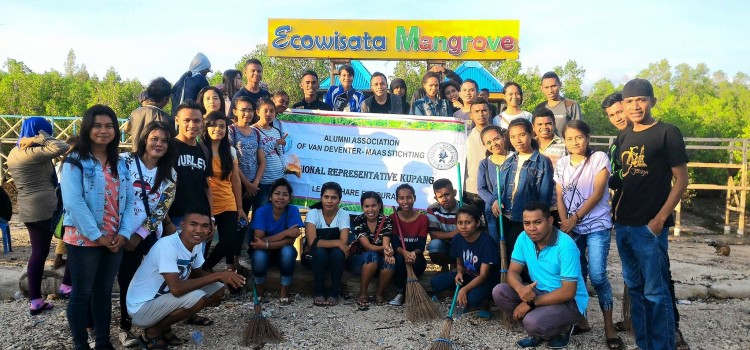 RR Kupang – Mangrove Care and VDMS Families Gathering