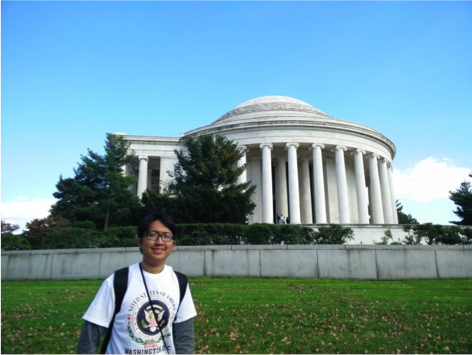 Another Example on How This Nation Appreciates its Past Leaders: Jefferson Memorial