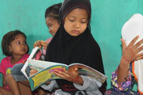 Social Project Alumni and Grantees RR Padang – Desa Binaan Kampung Tanjung Gunung Sarik Kota Padang