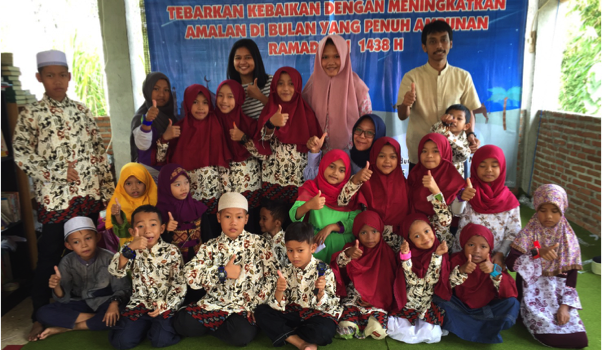 RR Surabaya Berbagi Kebahagiaan Bersama di Panti Asuhan Yasibhu Malang