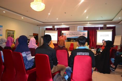 23rd Regional Meeting Gorontalo