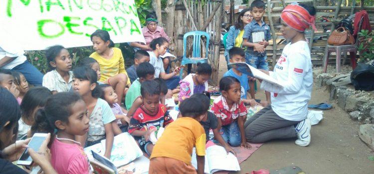 RR Kupang – Launcing Taman Baca Mangrove Oesapa