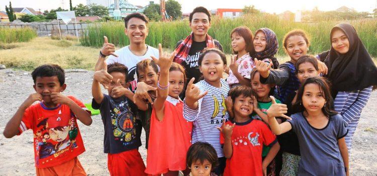 RR Central Java – Dolanan Bareng Anak Jalanan