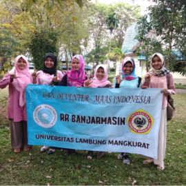 RR Banjarmasin : Gathering VDMI