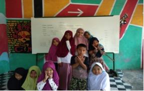 RR Padang :Kegiatan Rutin Rumah Baca Kampung Tanjung