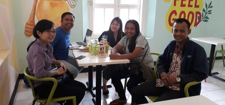 RR Yogyakarta : Meet-up Social Project