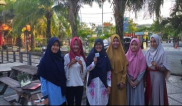 RR Banjarmasin: Sharing Pengalaman Pertukaran Mahasiswa dan Buka Bersama