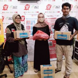 RR Banjarmasin: Donation for People Affected by COVID-19 Pandemic Situations