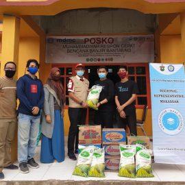 RR Makassar: Helping the Flood Victim in Bantaeng