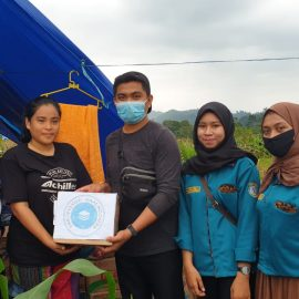 RR Makassar: Donation for the Flood Victims in Masamba