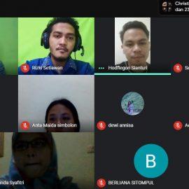 RR Medan: Virtual Meeting and Sharing